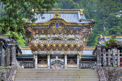 Places of interest in Nikko