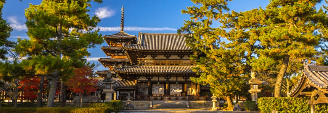 Places of interest in Nara