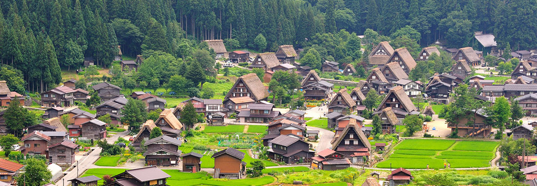 Places of interest in Takayama