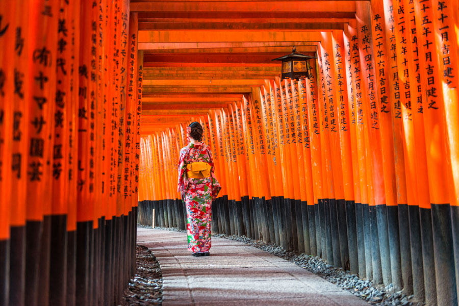 Fushimi Inari Shrine Gates