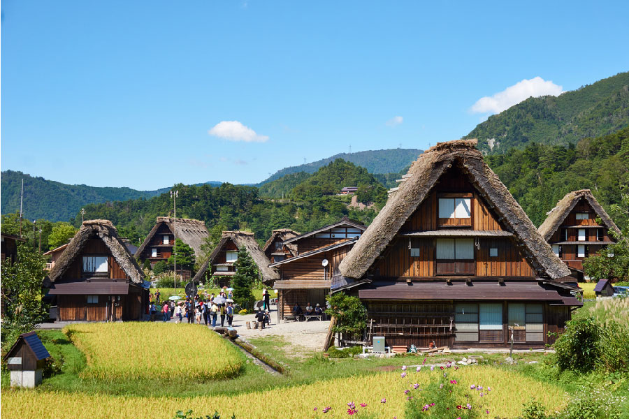 Shirakawa-go house