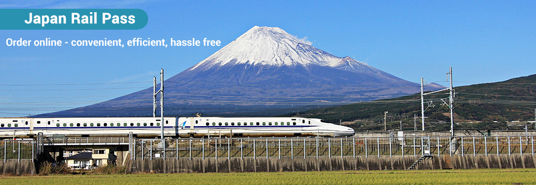 Buy a Japan Rail Pass